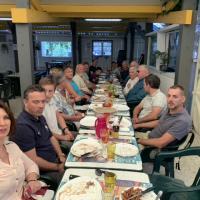 repas de fin d'année 22.06.2019